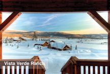 Winter Wonderland / by Vista Verde Ranch