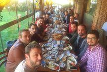 Bahar Kahvaltısı / İlk Bahara merhaba kahvaltısı eşliğinde kaynaşma motivasyon toplantısı