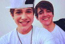 Austin Mahone & Alex Constancio