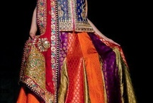 International Beauty / Rich colors, fabrics and textures inspire my life and my art.