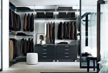 the masculine wardrobe