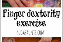 finger dexterity exercises