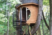 Tree Houses / by Christa Frodella