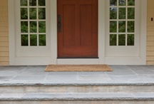 Front entry/exterior ideas