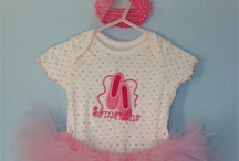 Infant/Toddler Sets / by Just Being Frilly