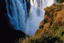 holiday places that I've seen in Africa