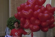 Bouquet de Balões / Alguns bouquet de balões para obter algumas idéias.