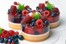 Мыло - ягоды