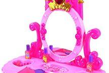Vanity Cases Dress Up Toys
