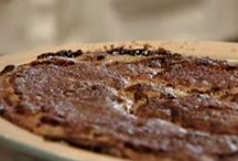 receta budin humedo de chocolate y almendras
