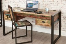 Desks / Take a look at the full collection of desks available at Modish Living.