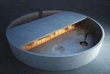 Kör alakú ház