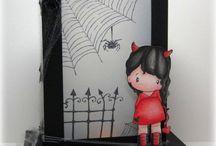 Halloween / Idées déco, maquillage, déguisements et recettes d'halloween