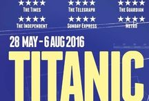 Titanic / A touching and emotional production, based on true events and real characters aboard the greatest ship in the world during its time. Click here for more info & tickets: http://bit.ly/28ZeQSd