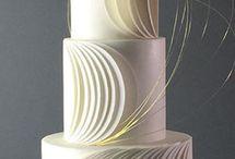 modern torta