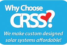 Why Choose CRSS? / Reasons for choosing CRSS.