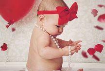 Photos de bébé - St-Valentin