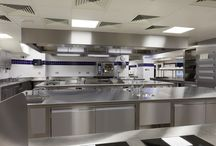 """New Kitchen / This September, the kitchen at The Ritz London has re-opened following a major refurbishment.  """"The kitchen is the beating heart of The Ritz London."""" -Stephen Boxall"""