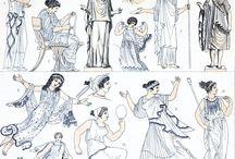 Antike Kostümgeschichte