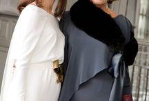 Vestidos mama y hnas