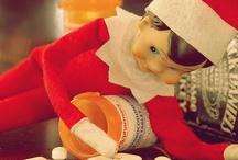 PARTY (like a) Ho Ho Ho / Christmas time is here again / by B e c k y .