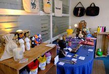 Nos événements / Boutique éphémère, marché de créateurs, atelier Tian Tian pour les enfants, opération Tian Tian pour La Vue Pour Tous, revivez nos événements en images