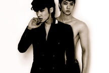 MBLAQ ❤️ / Seungho G.O Joon Cheondung  Mir