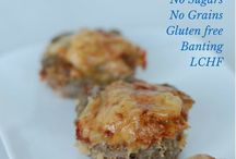 best low carb ground meat recipes / Low Carb and Paleo recipes featuring ground beef, pork, chicken/turkey or lamb!