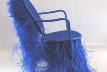 Stühle und Möbel allgemein