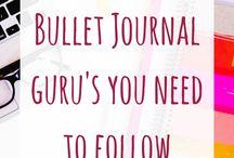 Bullets Journal