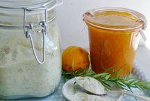 Marmelade / Süße Aufstriche/ Sirup / Likör