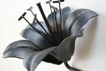 flores de hierro