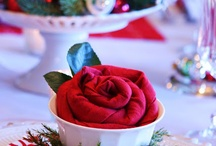 napkin Folding / by Wanda Long