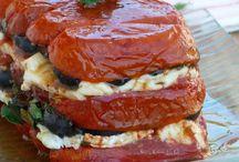 Terrine tomate