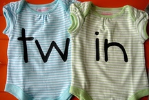 Stuff for the Twins!!! / by Elaina Puopolo Ulbricht