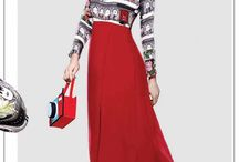 Designer Wholesale Party Wear Kurtis Collection In Printed Work / Kurtis can be a perfect outfit for every occasion, be it a festival or any casual function. Moreover, they are ideal attire for office going or college going girls. Short kurtis paired with jeans or caprese are new trendsetters nowadays. Every second or third girl can be spotted wearing this type of outfit. Full sleeved Kurtis along with churidaar or legging are best suited for office going girls.