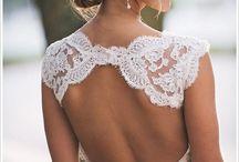 Brudekjole - inspirasjon