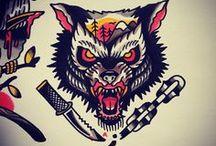 Traditional Tattoo Inspiration