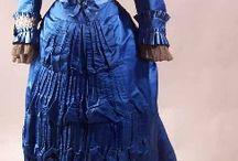Historical: Fashion 1870's
