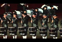 ☆●MUSIC: DRUM LINE CORPS, MARCHING BANDS & MILITARY BAND PERFORMANCES●☆ / This board contains various pictures & youtube videos of marching drum line corps, military bands, marching bands, etc. I hope you enjoy this board :-) Charl ( comments welcome )