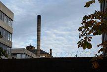 Huddersfield Chimneys