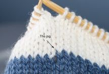 Knitting tricks and tips