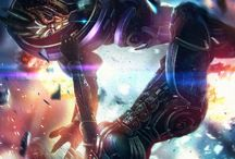 Mass Effect Saga / Mass Effect 1-2-3: Commander Shepard Mass Effect Andromeda: Pathfinder Ryder