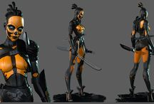 Scifi_Characters
