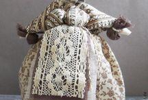 bambole di stoffa russe
