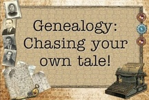 Genealogy / by Tessa Davis