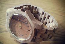 Skowron Wooden Watches / Unique watches from Poland