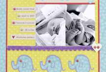 Scrapbook - Baby / by Denise Gus