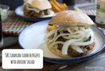Burgers and BBQs / The best of the burgers and sides to shine at any BBQ or Cookout