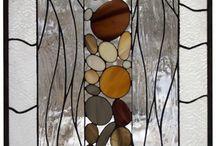Vidrio pintado